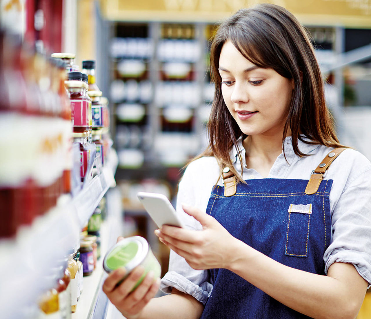 Optimize Retail Operations with Smartphone Scanning