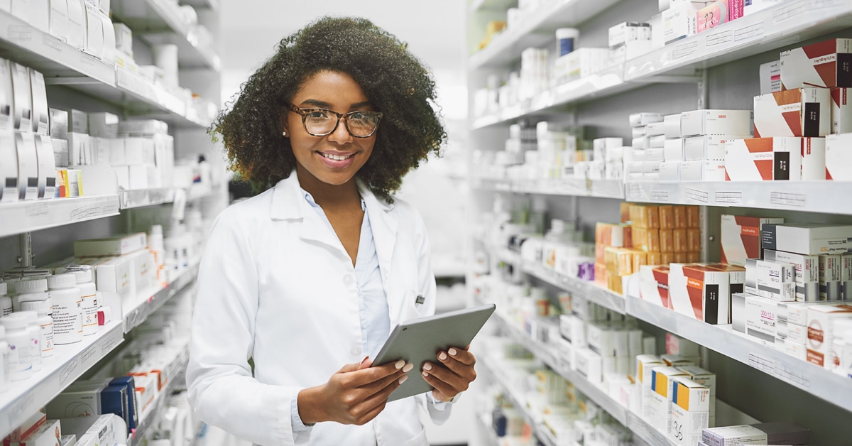 Scandit Solutions in the Pharmacy