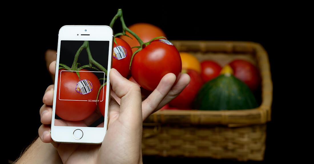 Scandit-Mobile Self-Checkout Solution