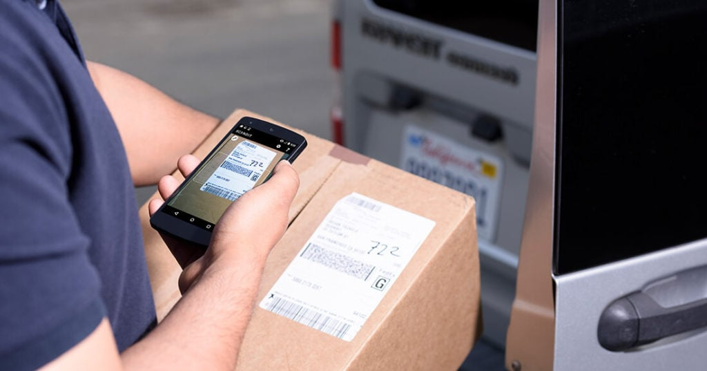 Mobile proof of delivery