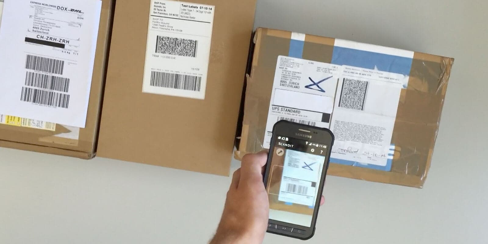 Barcode Scanner SDK for Android