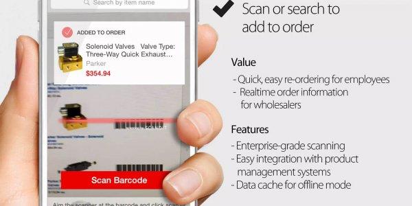 Mobile Order Entry Solution