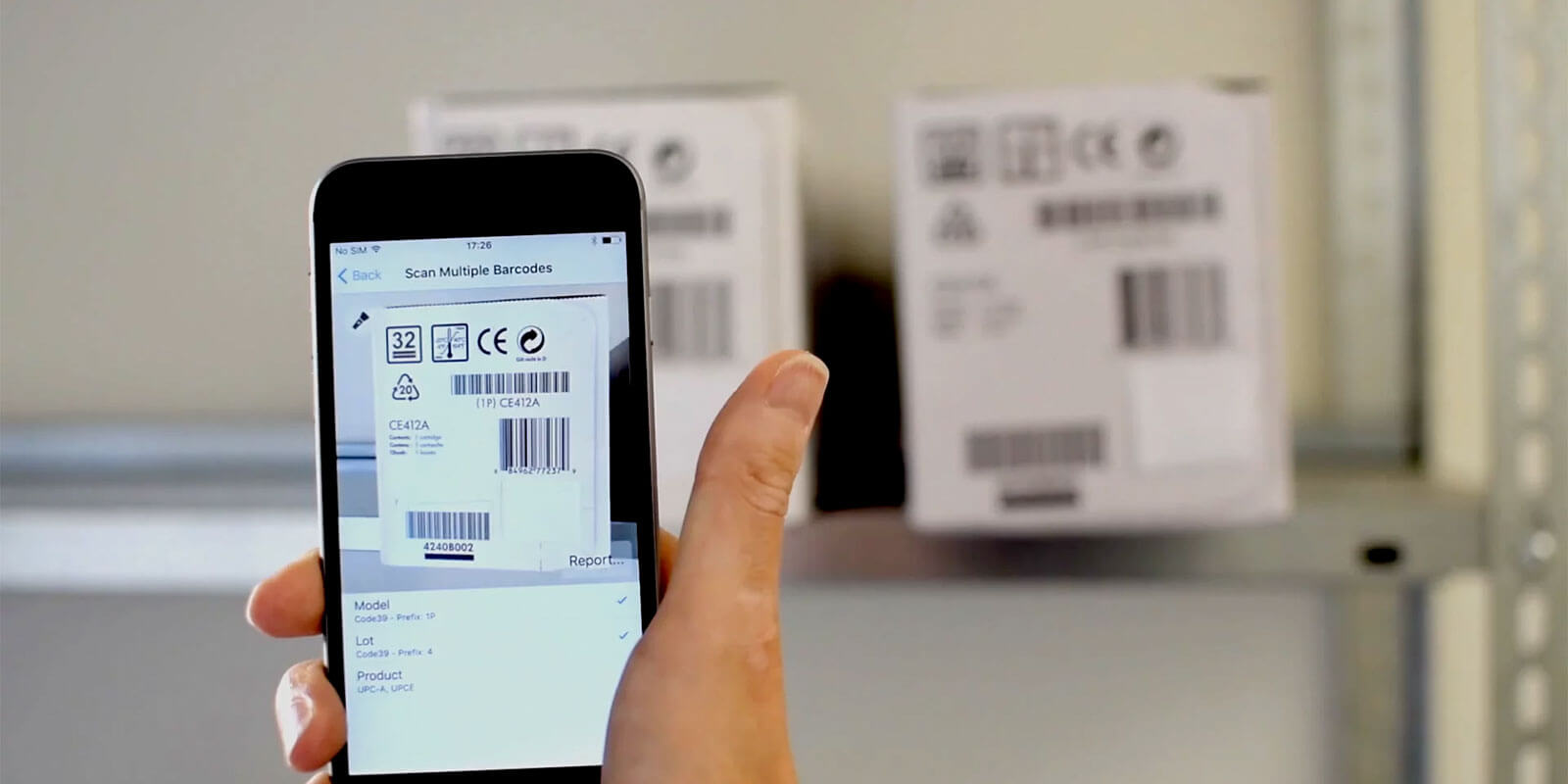 how to read product barcodes