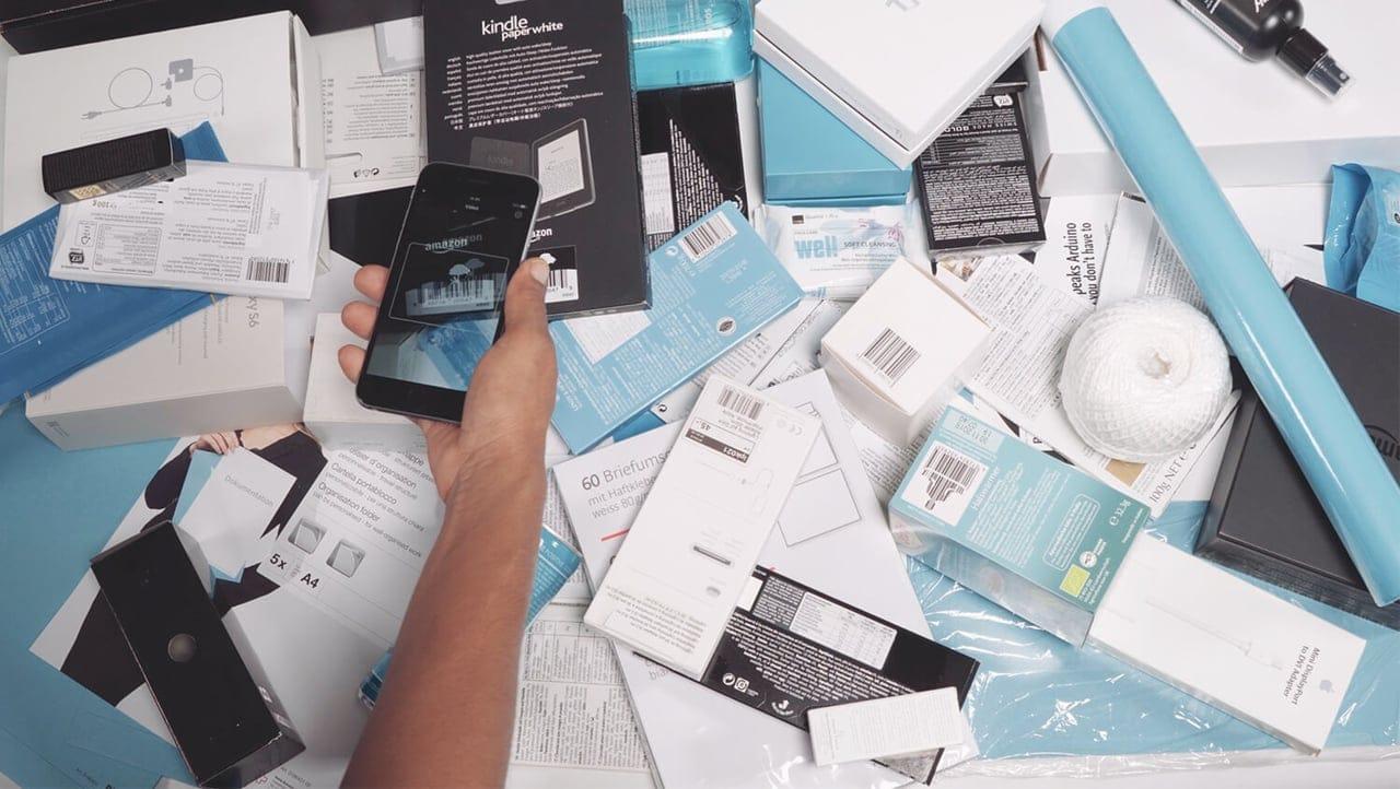 scandit barcode scanner sdk