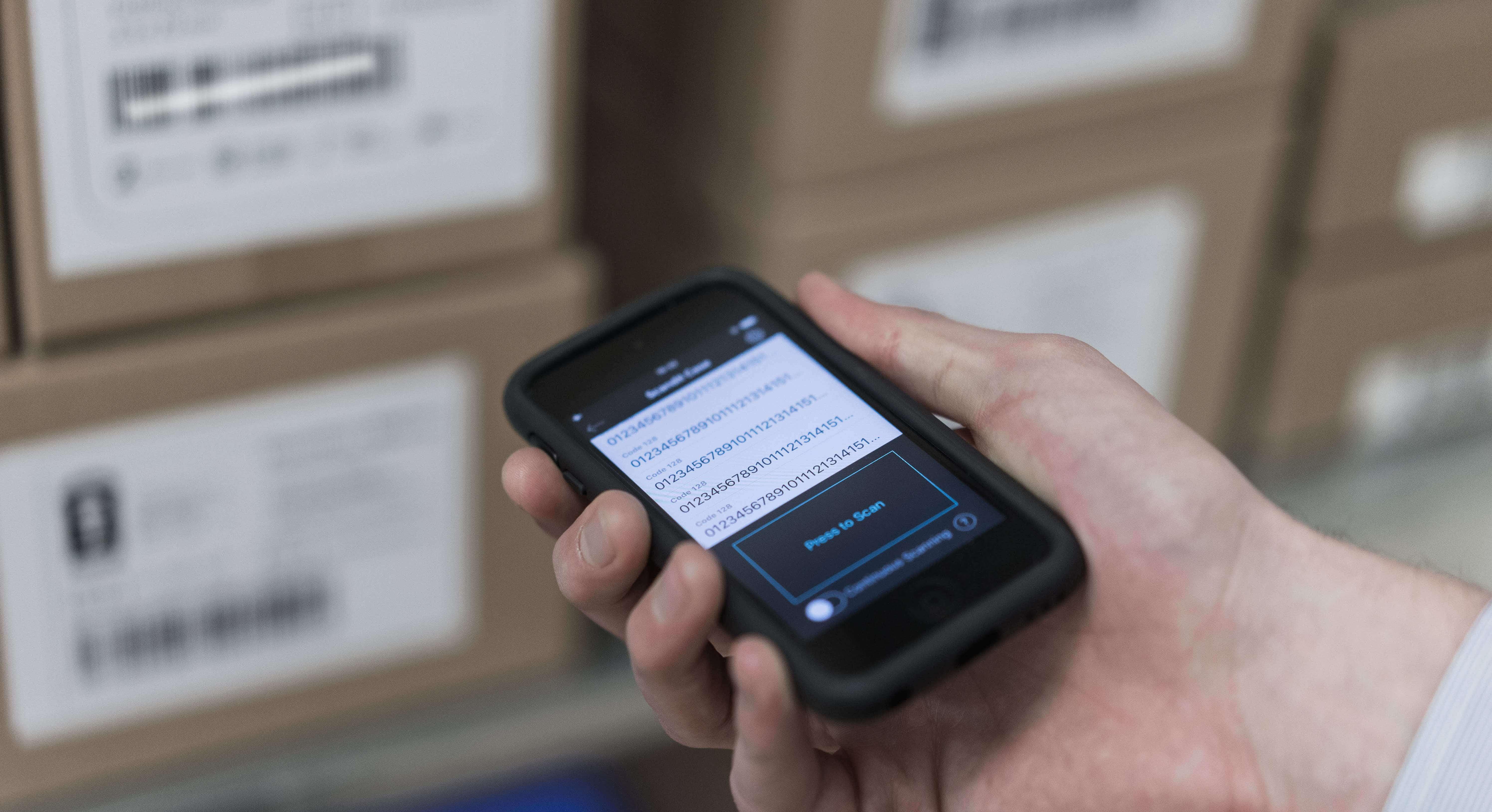 scandit-case-ipod