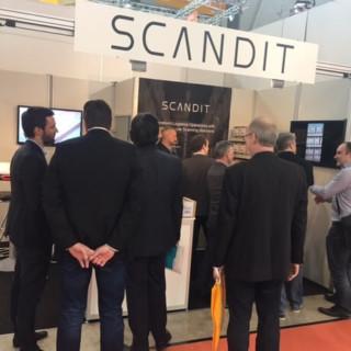 scandit stall