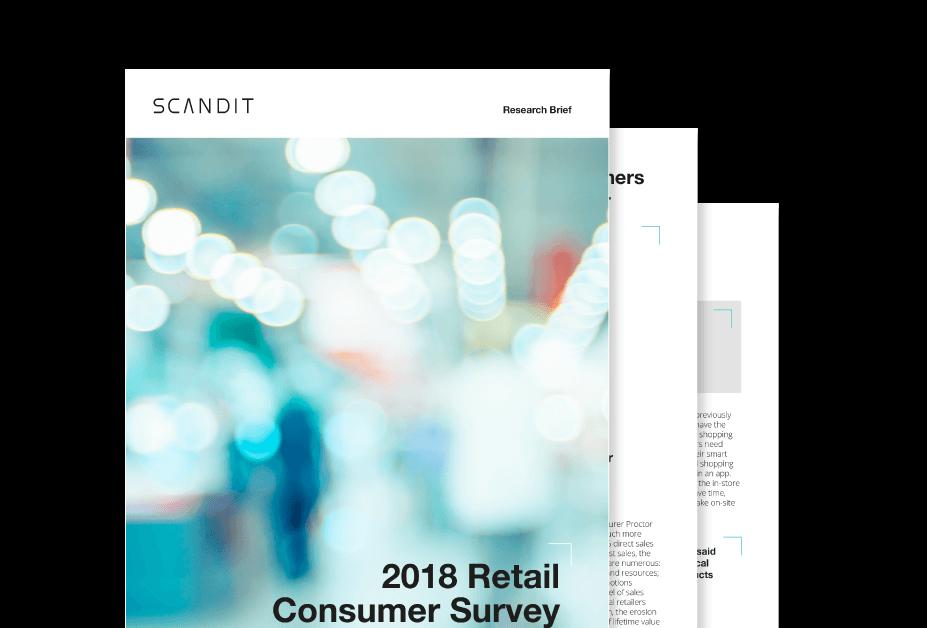 2018 Retail Consumer Survey APP using Scandit Barcode Scanning SDK