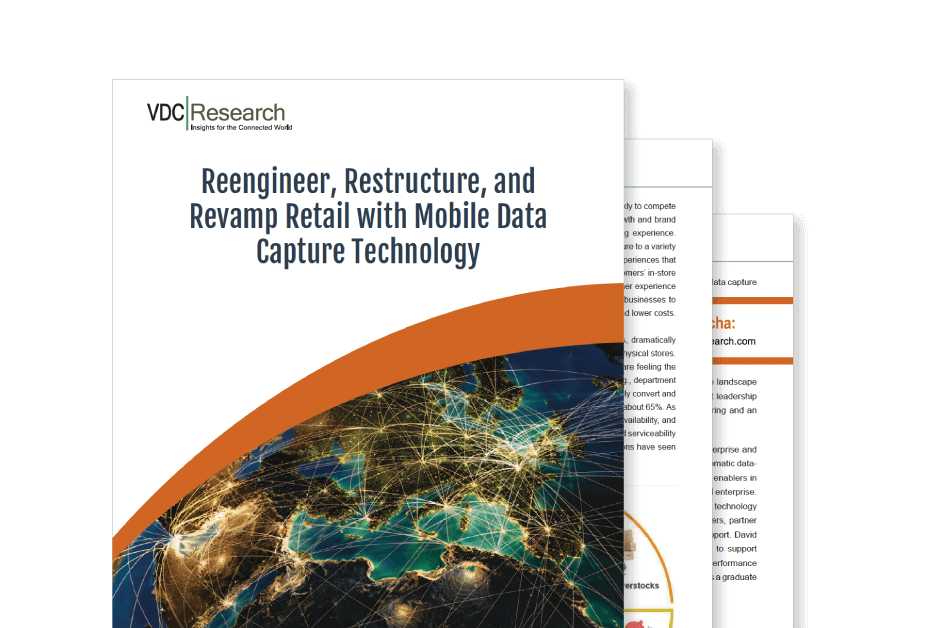 Reengineer, Restructure, and Revamp Retail with Mobile Data Capture Technology APP using Scandit Barcode Scanning SDK