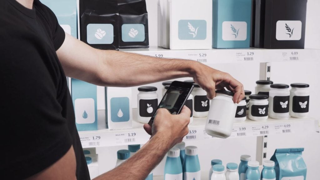 Enable Self-Scanning & Self-checkout in your Mobile Shopping App