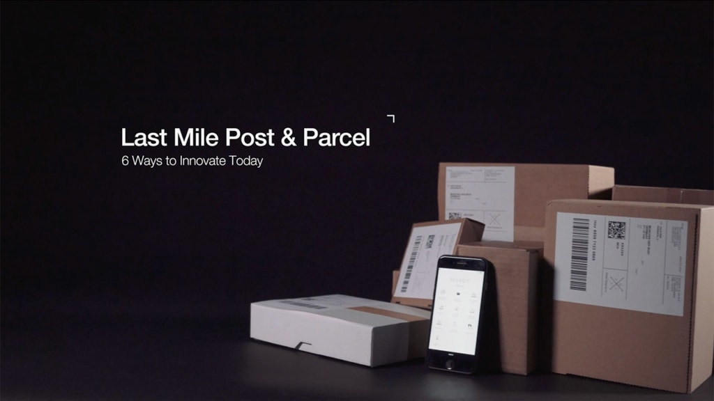 Post and Parcel Industry Innovations with Mobile Data Capture
