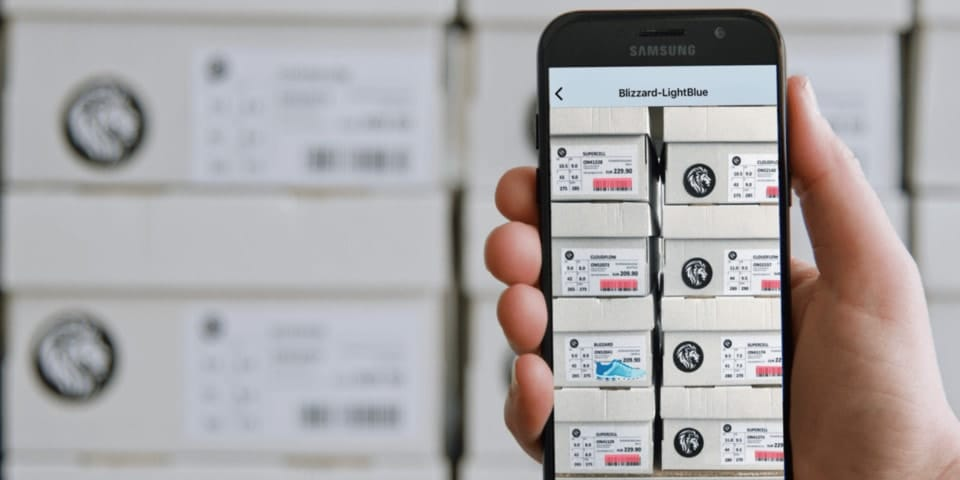 scanning multiple products