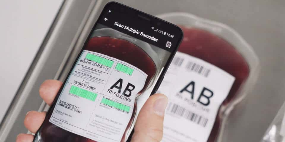 scan multiple barcodes