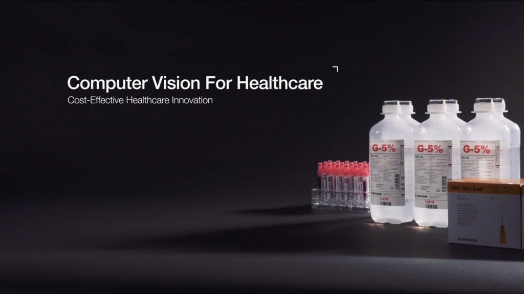 Healthcare Innovation with Computer Vision