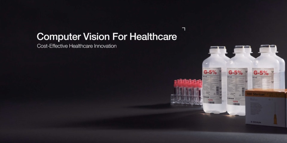 computer vision for healthcare