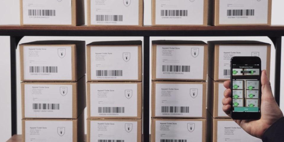 multiple barcode scanning