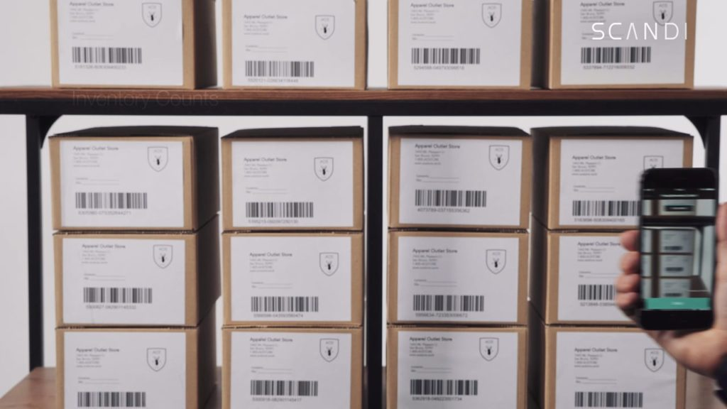 Speed up Inventory Count with MatrixScan