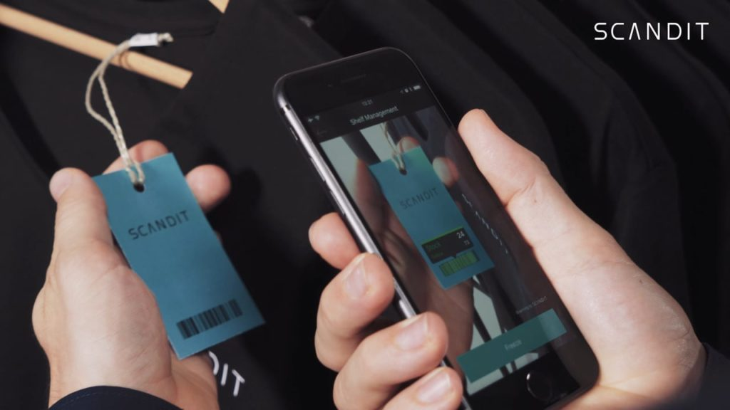 In-Store Inventory Management with Augmented Reality