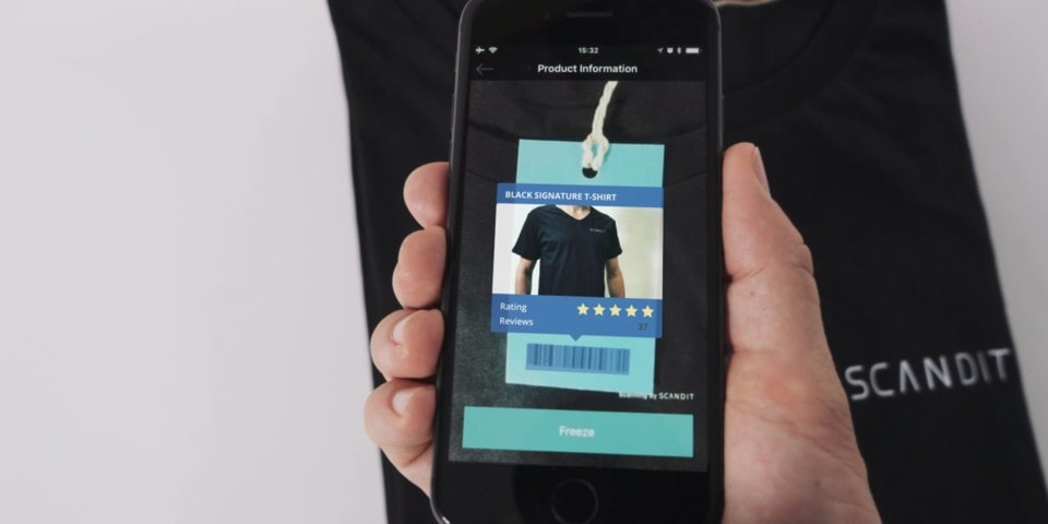 Apparel Augmented Product Information