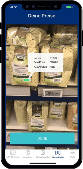 screenshot with barcode