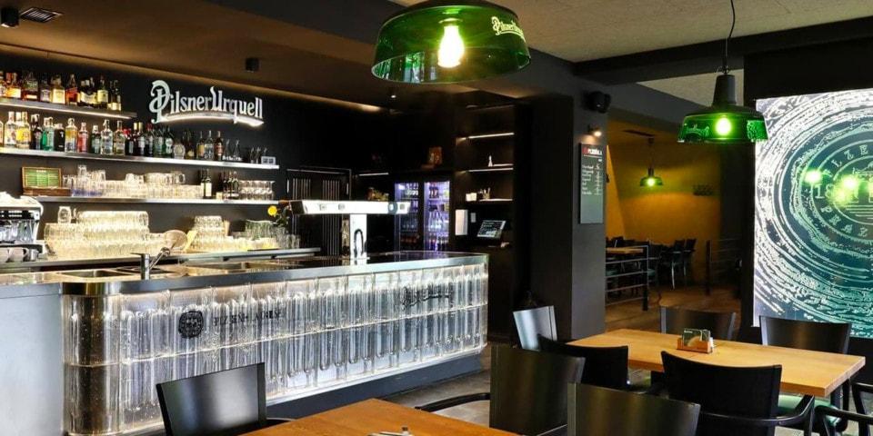 pilsner urquell bar