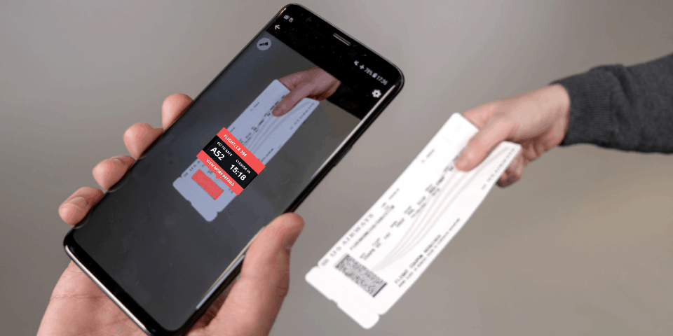 Augmented Reality Air Travel