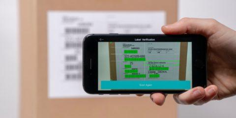 Scandit - OCR Barcode Scan