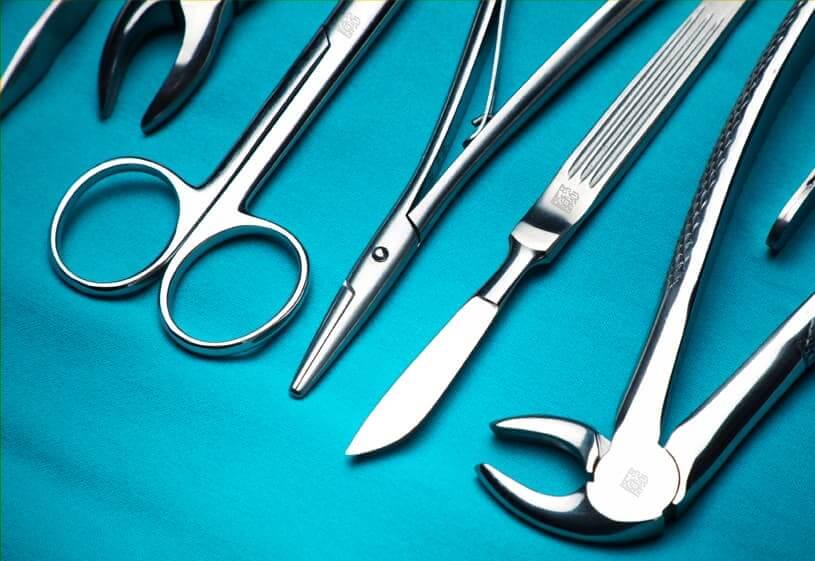 Track Medical Equipment