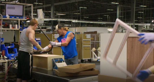 american woodmark manufacturing