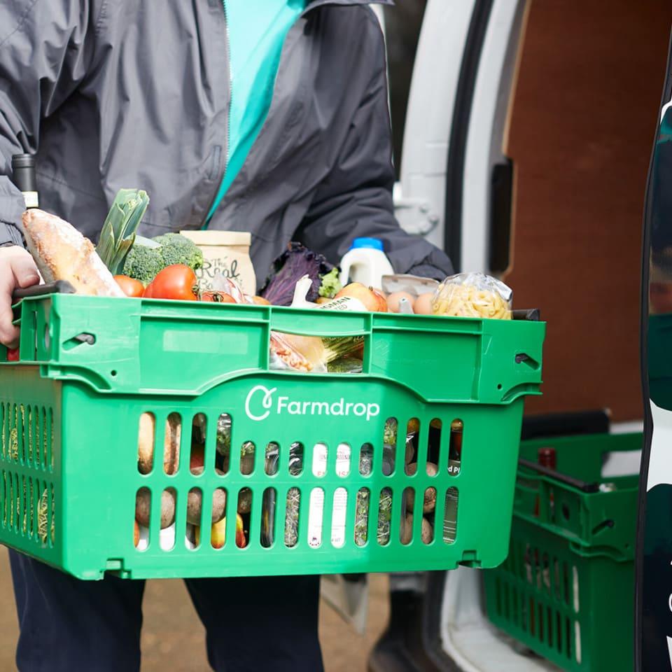 farmdrop shopping cart