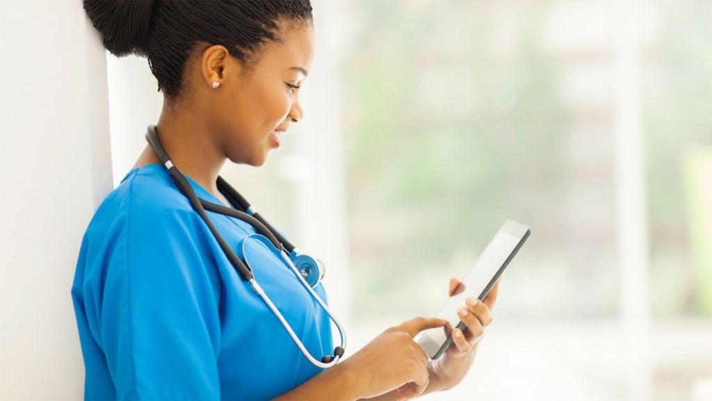 Scandit technology helping Healthcare