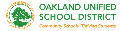 oakland school district logo
