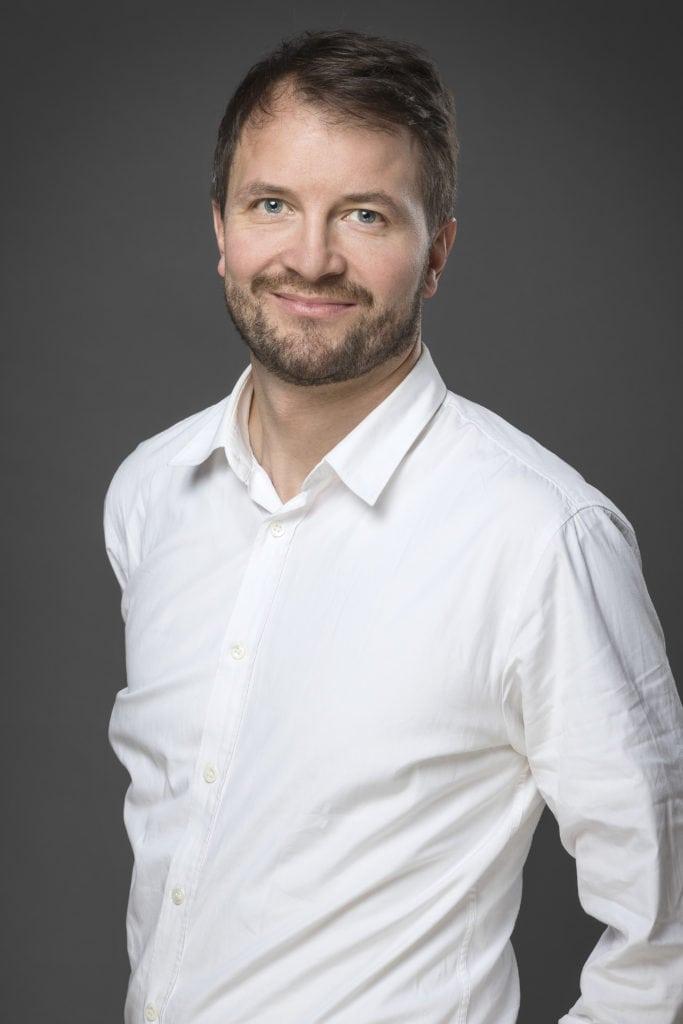 Christian Floerkemeier - Scandit VP Product, CTO and co-founder