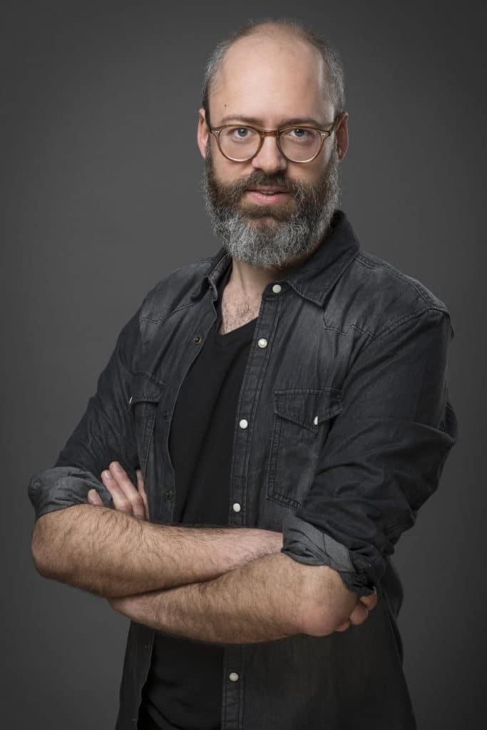 Christof Roduner - Scandit VP Engineering, CIO and co-founder