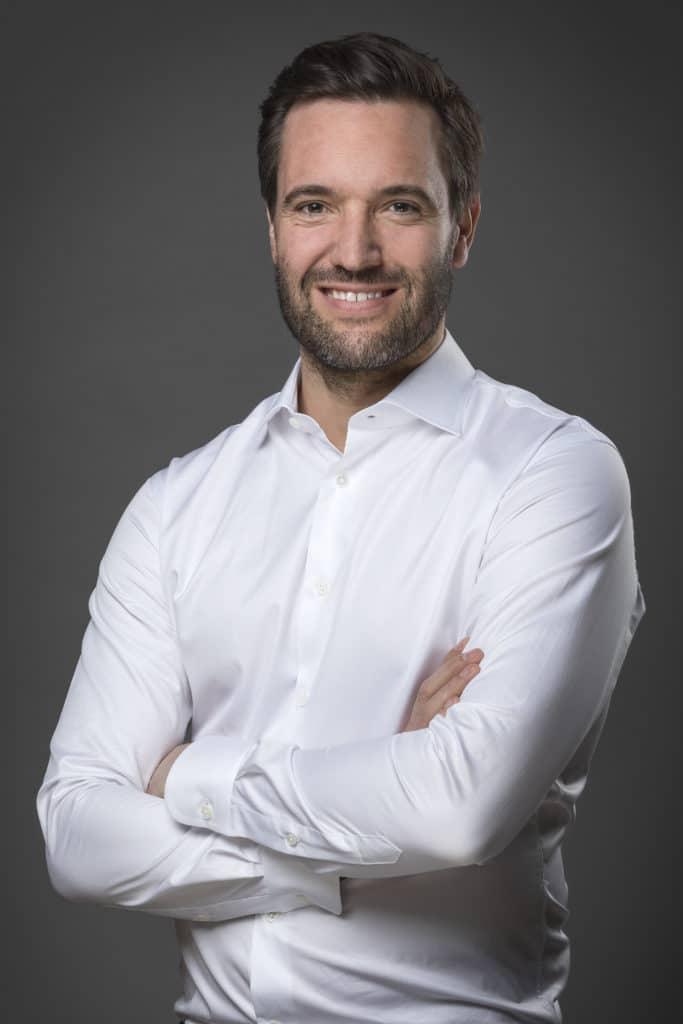 Samuel Mueller - Scandit CEO and co-founder
