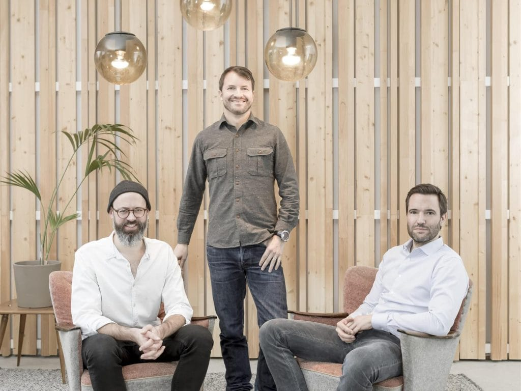 Scandits' Founders