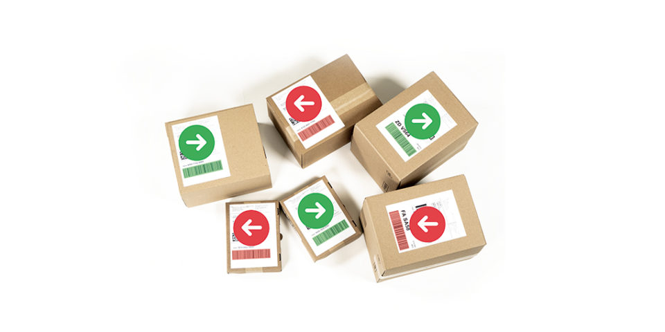 sorting packages
