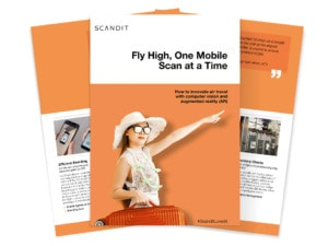 Fly High, One Mobile Scan at a Time