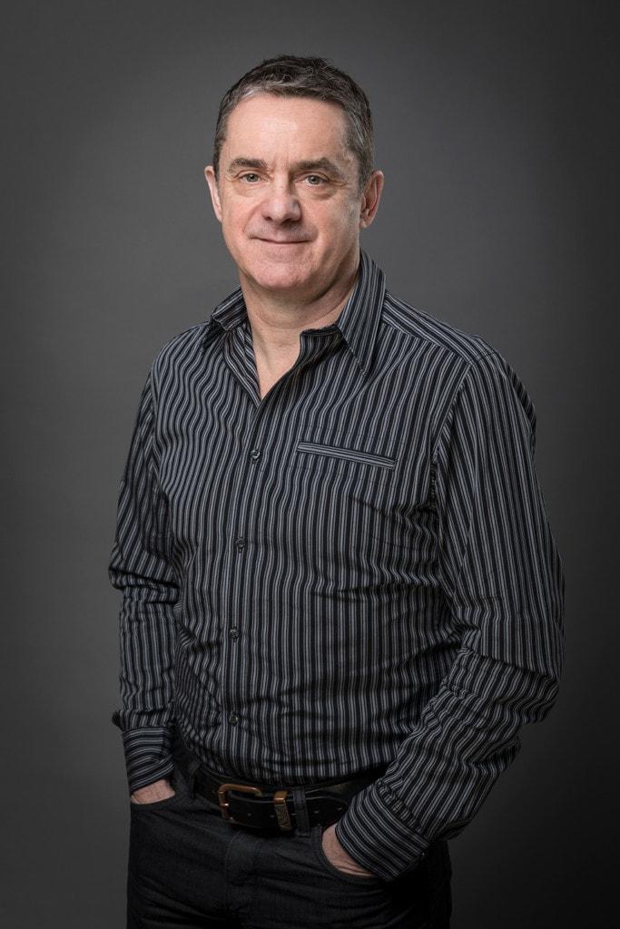 Scandit Paul Davis - VP of Sales, Northern Europe