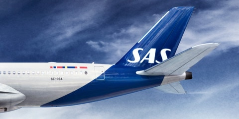 Scandinavian Airlines and Scandit