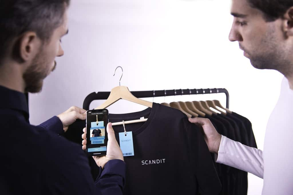AR scanners can help employees do their job more efficiently