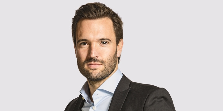 Samuel Mueller CEO of Scandit