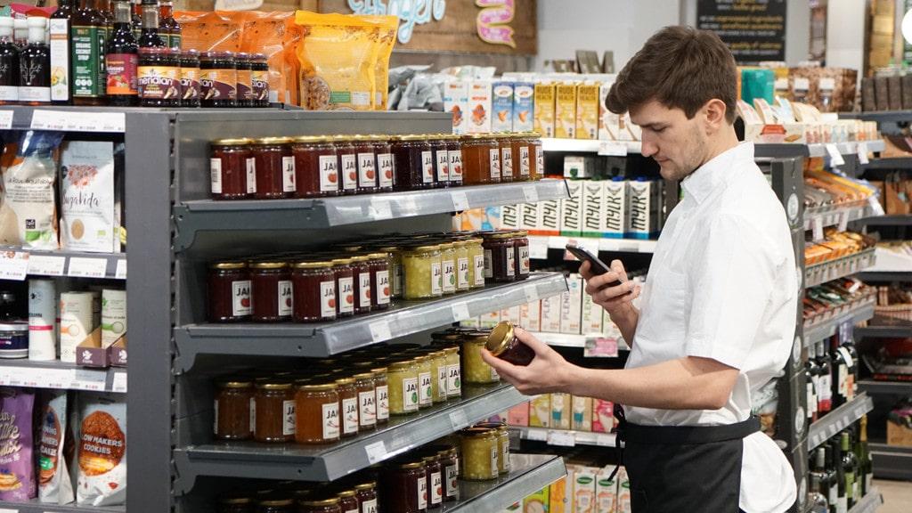 Shelf Management Groceries Retail