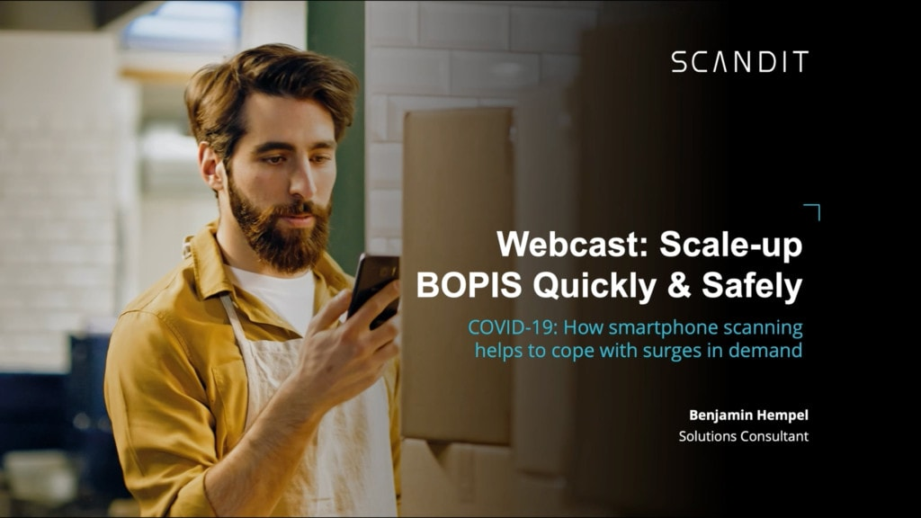 On-demand webcast: Scale-up BOPIS quickly & safely