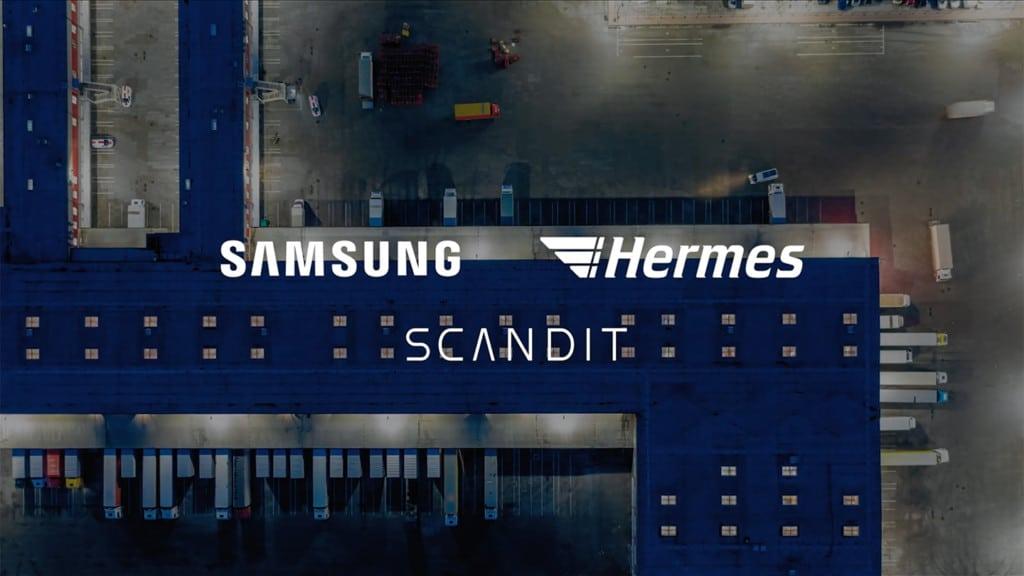Hermes UK: A Scandit & Samsung Case Study