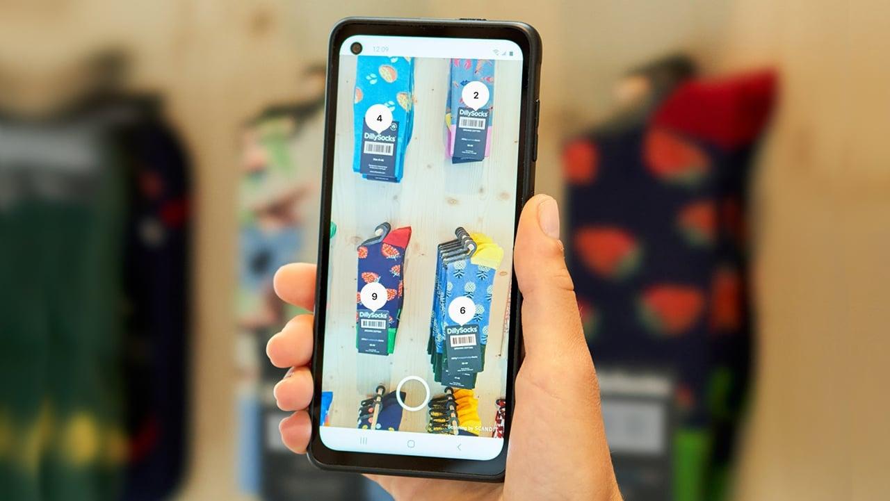 smartphone scanning your secret weapon