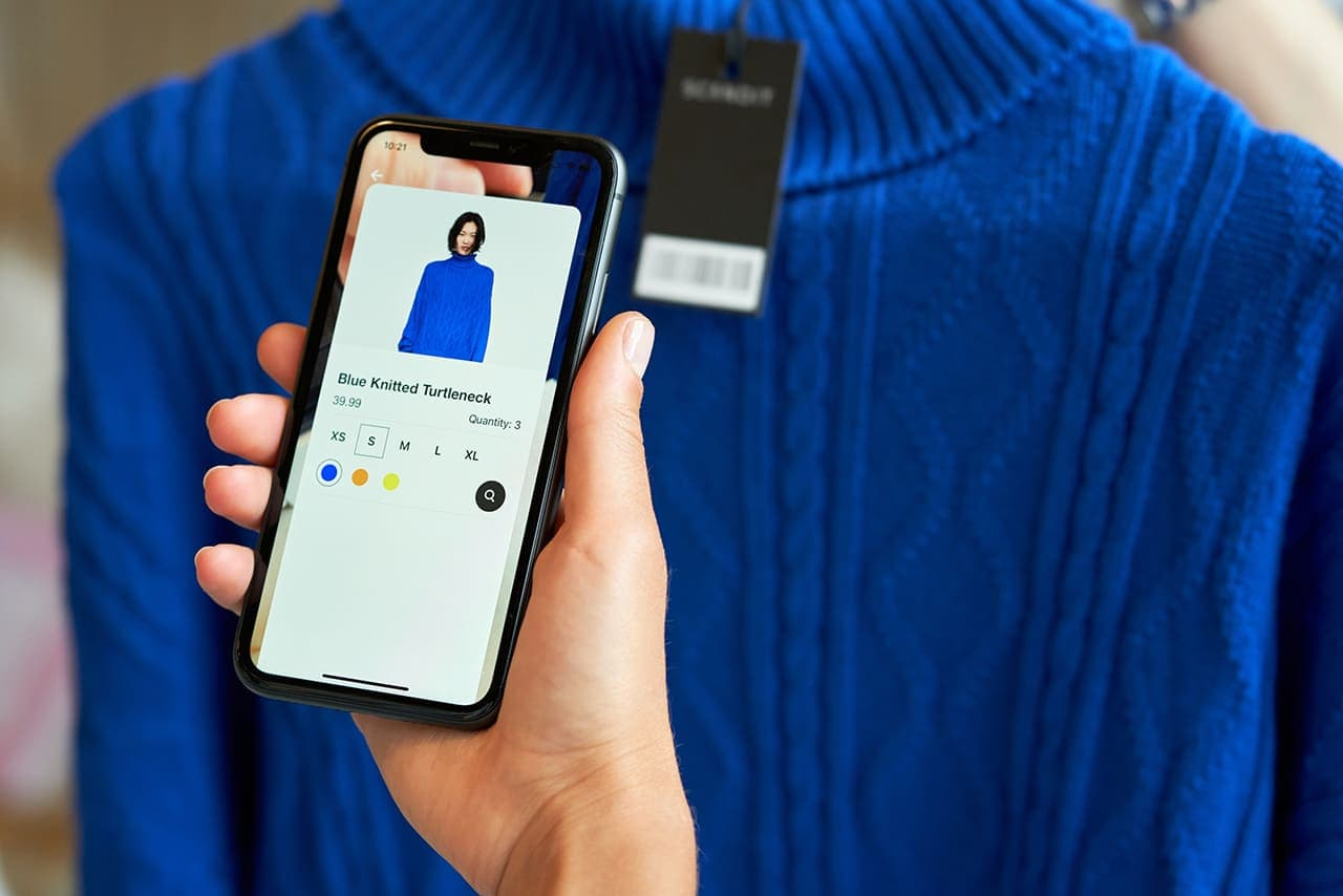 turn smartphones into personal shoppers