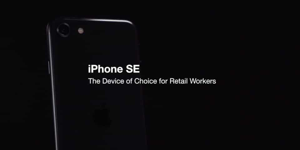 iPhone SE - The Device of Choice for Retail Workers