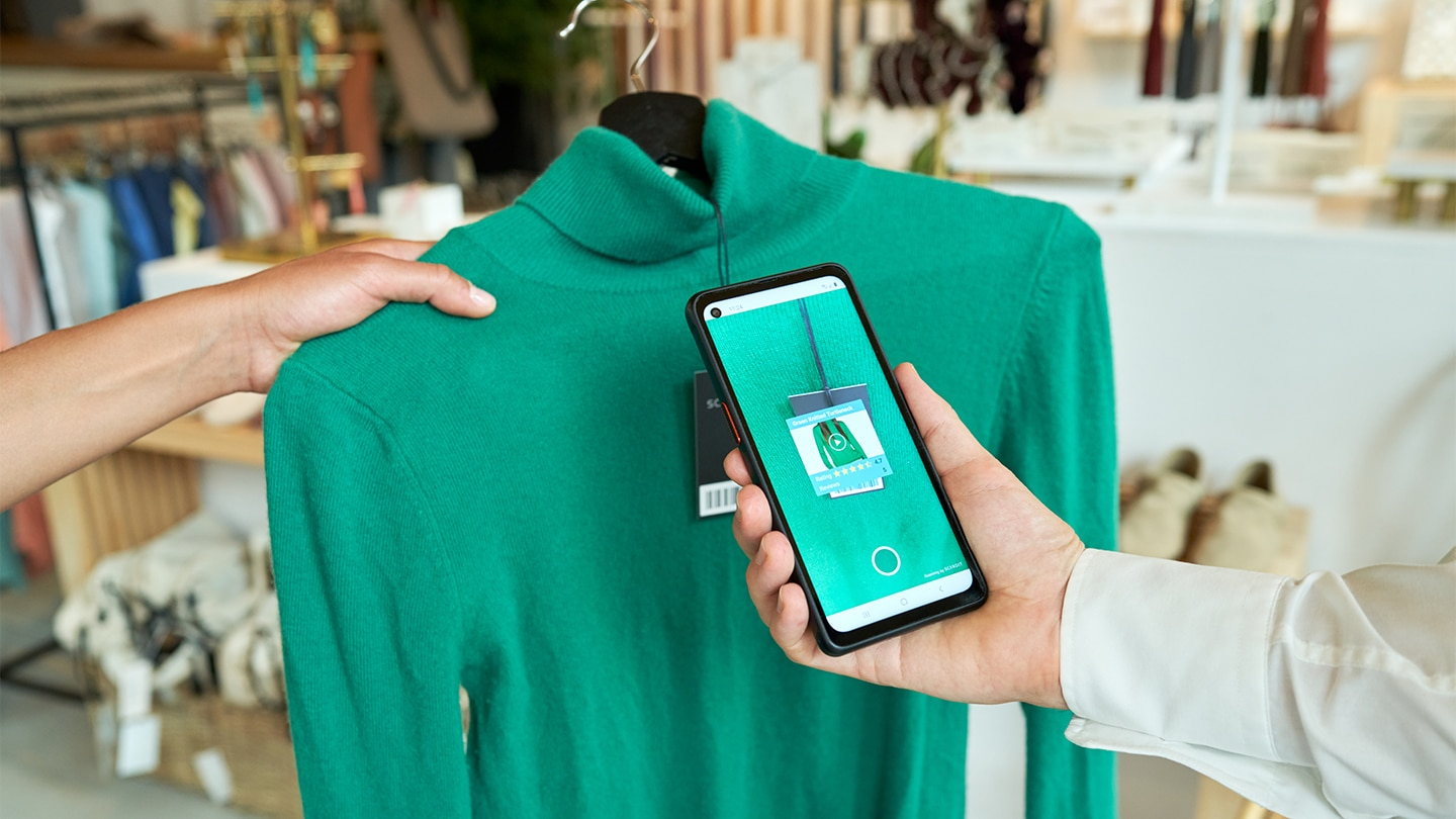 Clienteling Augmented Product Info