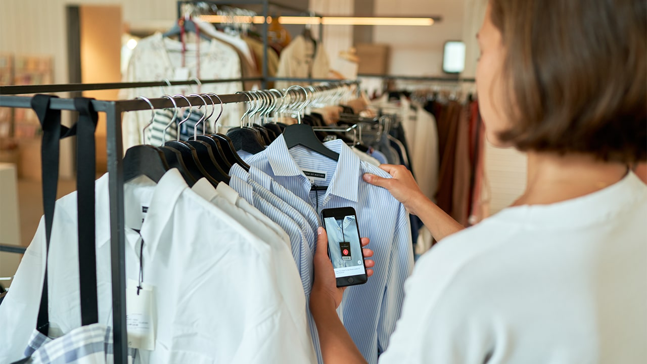 stock taking fashion retail
