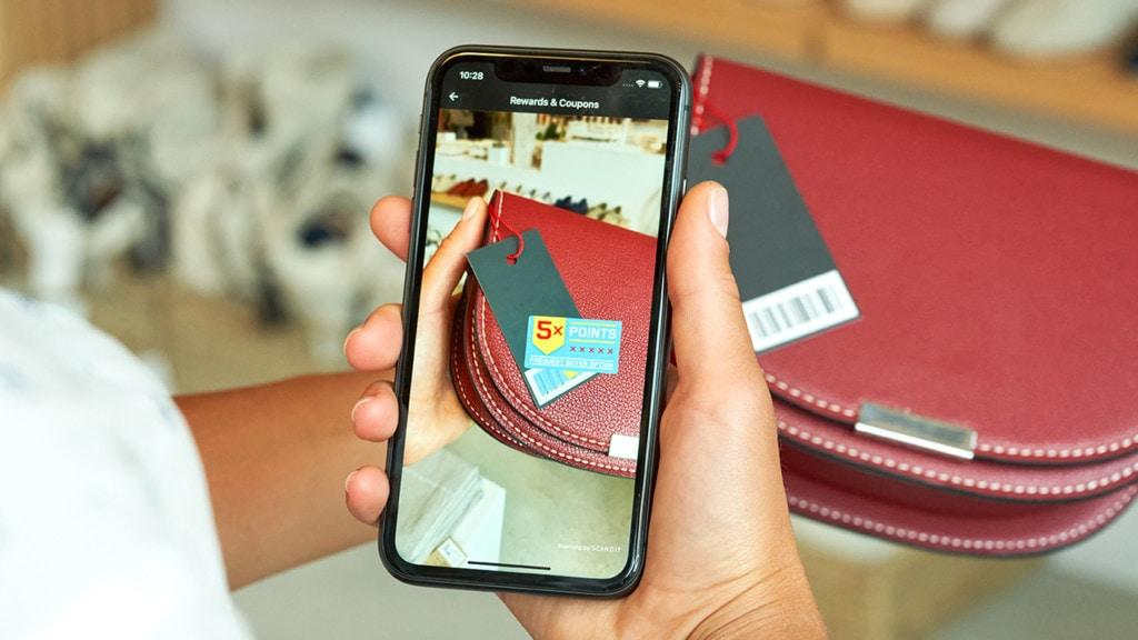 Rewards Coupons iPhone